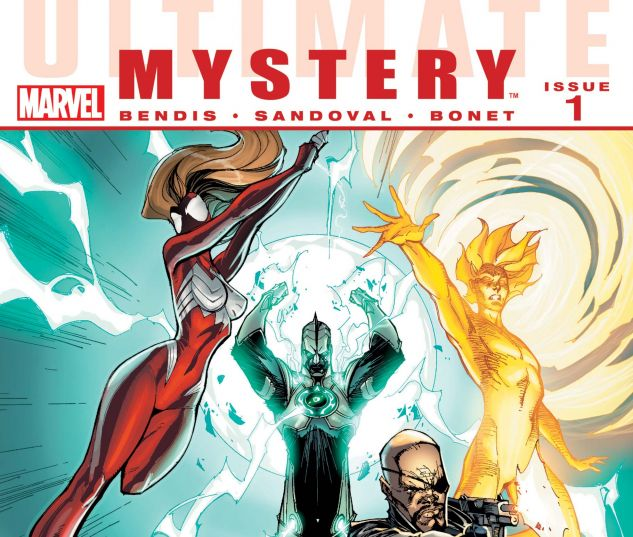 Ultimate Comics Mystery (2010) #1