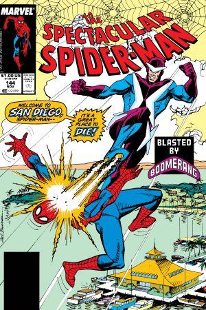 Peter Parker, the Spectacular Spider-Man (1976) #144