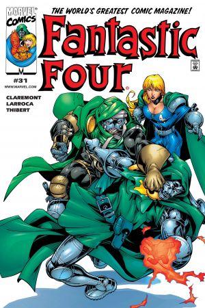 Fantastic Four (1998) #31