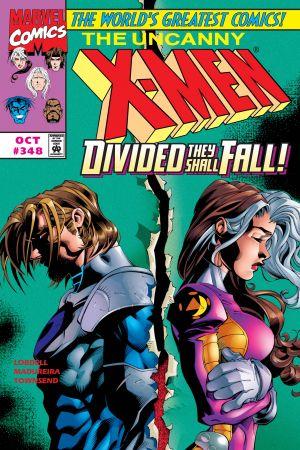Uncanny X-Men (1963) #348