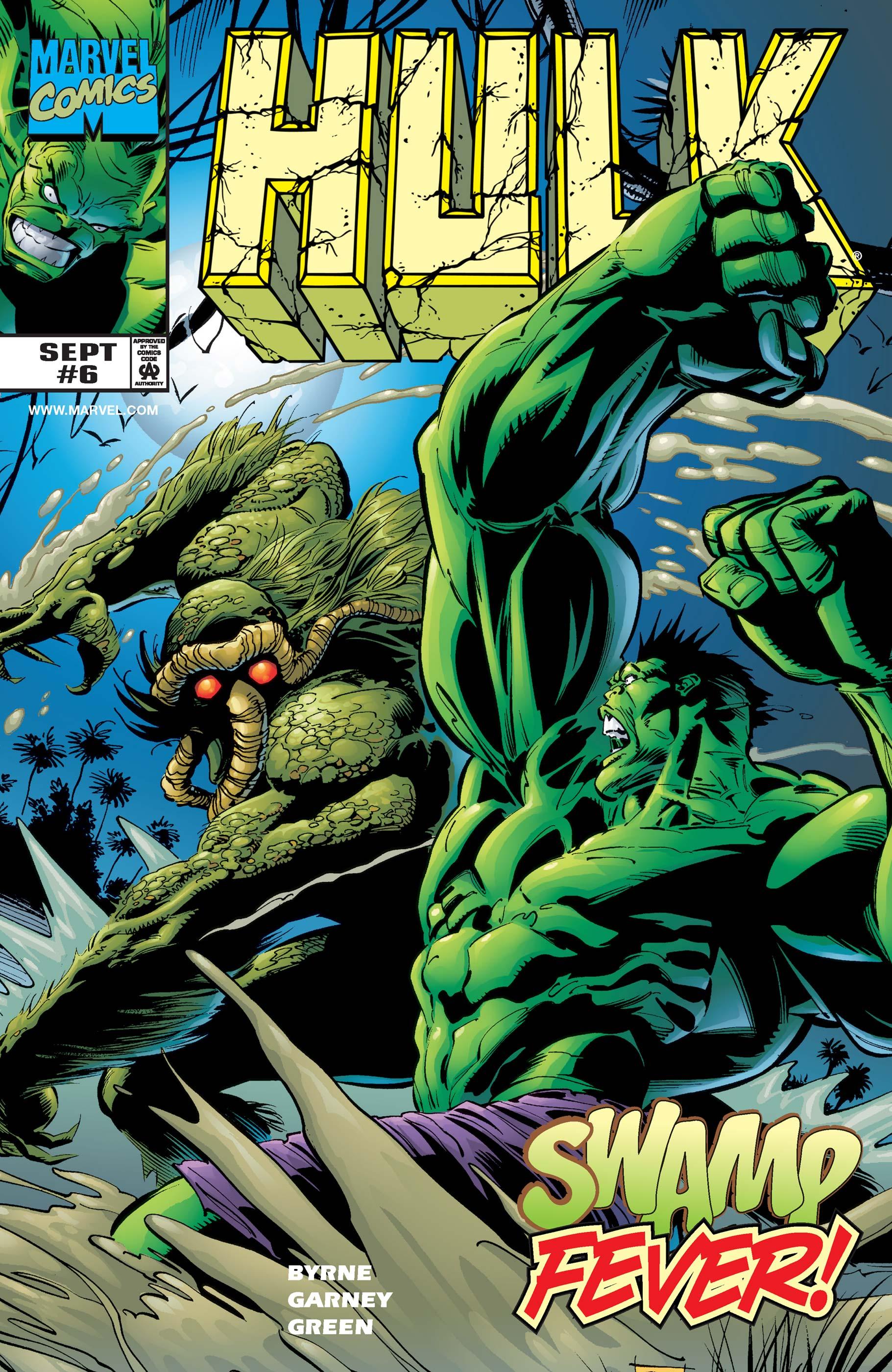 Incredible Hulk (1999) #6