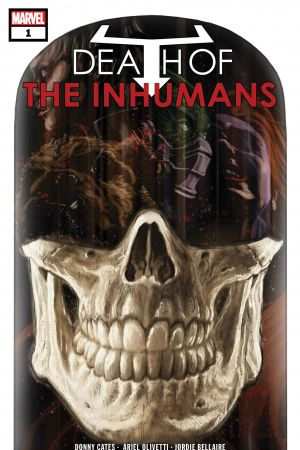 Death of the Inhumans #1