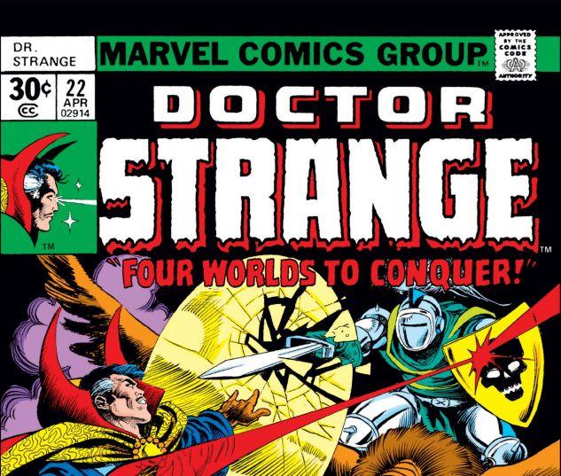 DOCTOR STRANGE (1974) #22