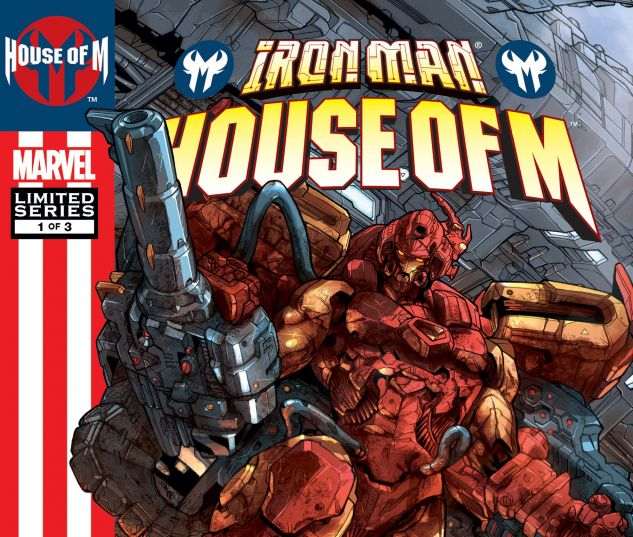 Iron Man: House of M (2005) #1