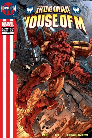Iron Man: House of M #1