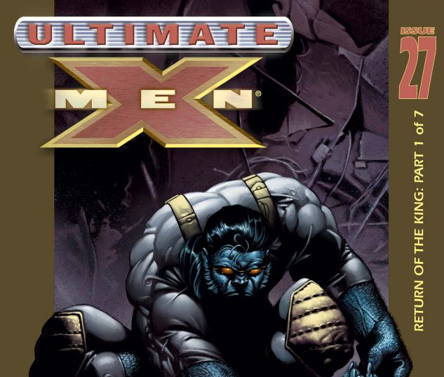 Ultimate X-Men (2001) #27