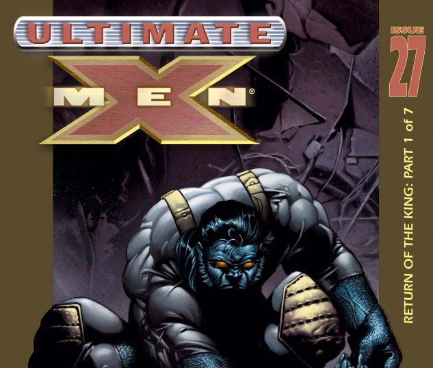 Ultimate X-Men (2001) #27