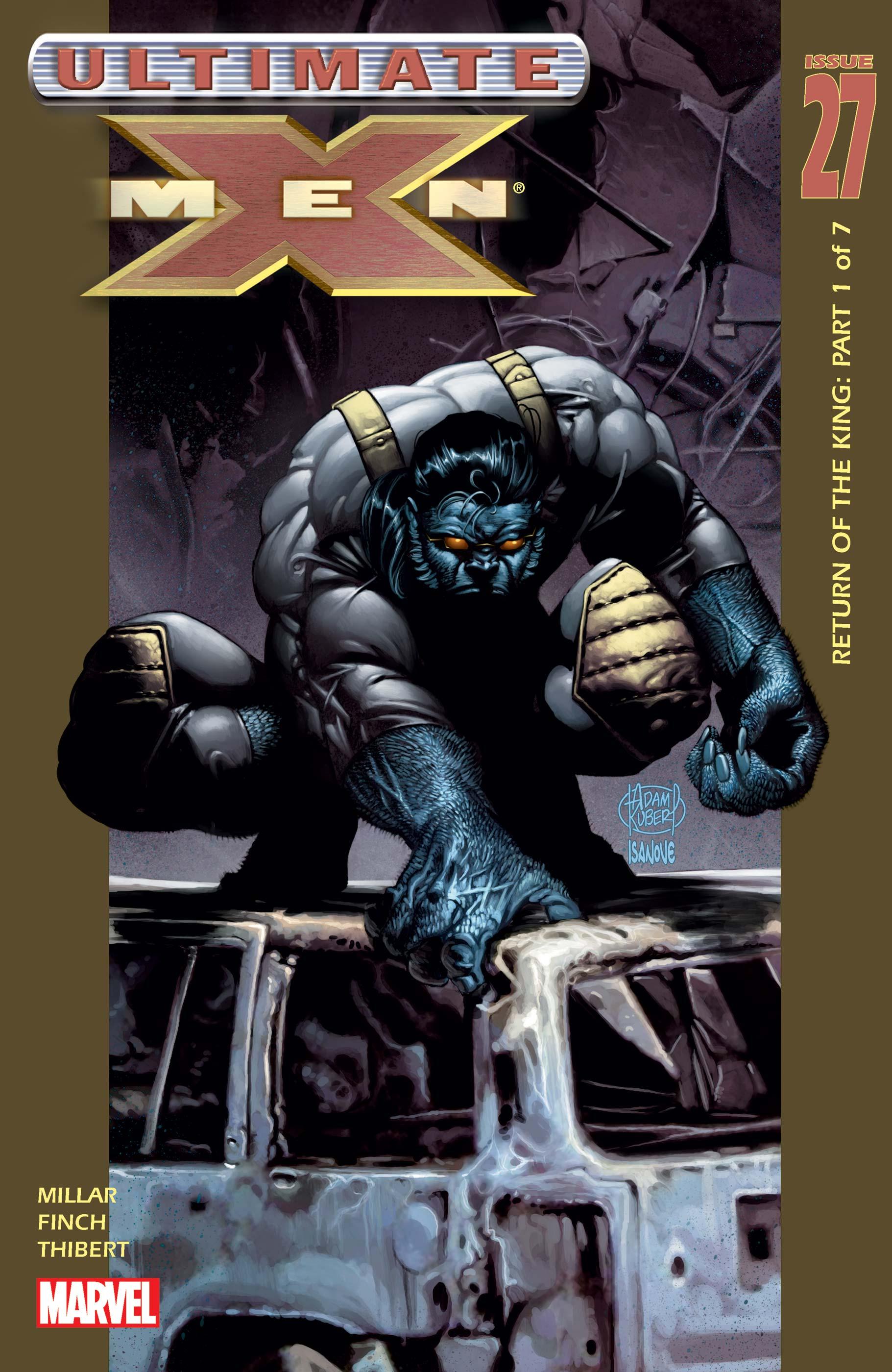 Ultimate X-Men (2000) #27