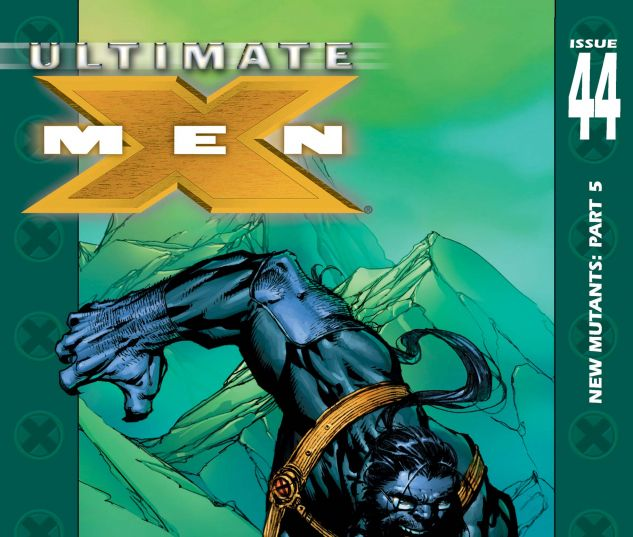 ULTIMATE X-MEN (2000) #44