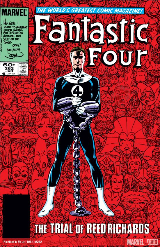 Fantastic Four (1961) #262