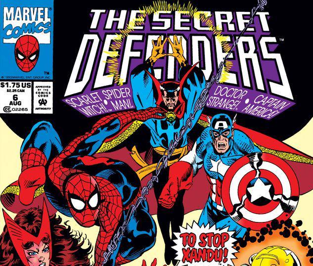 Secret Defenders #6