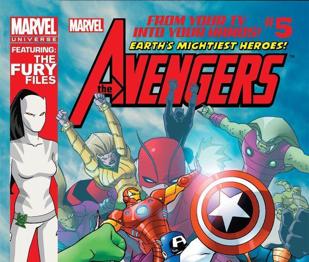 Marvel Universe AVENGERS: EARTH'S MIGHTIEST HEROES  #5