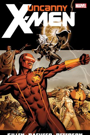 UNCANNY X-MEN BY KIERON GILLEN VOL. 1 TPB (Trade Paperback)