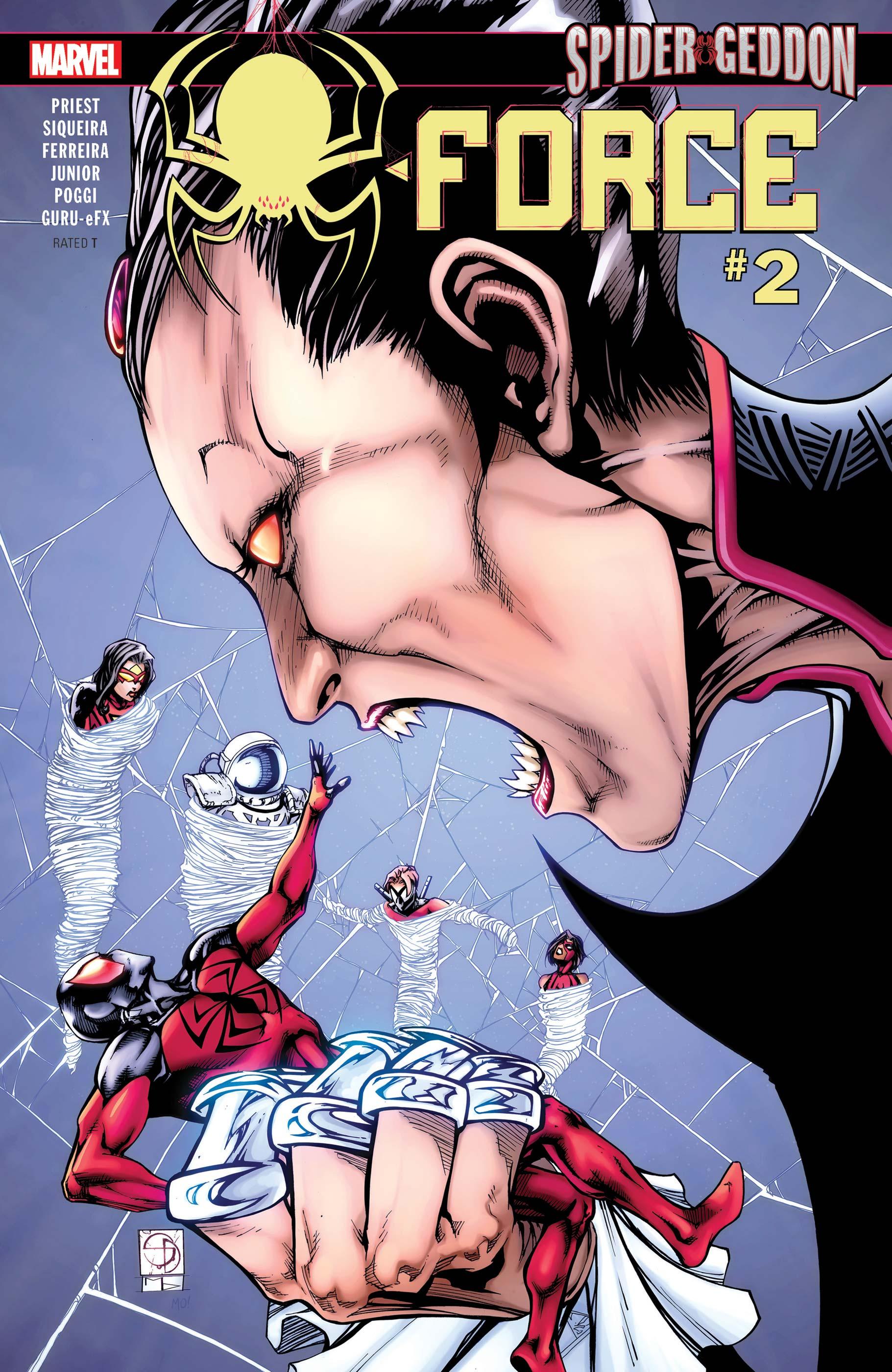 Spider-Force (2018) #2