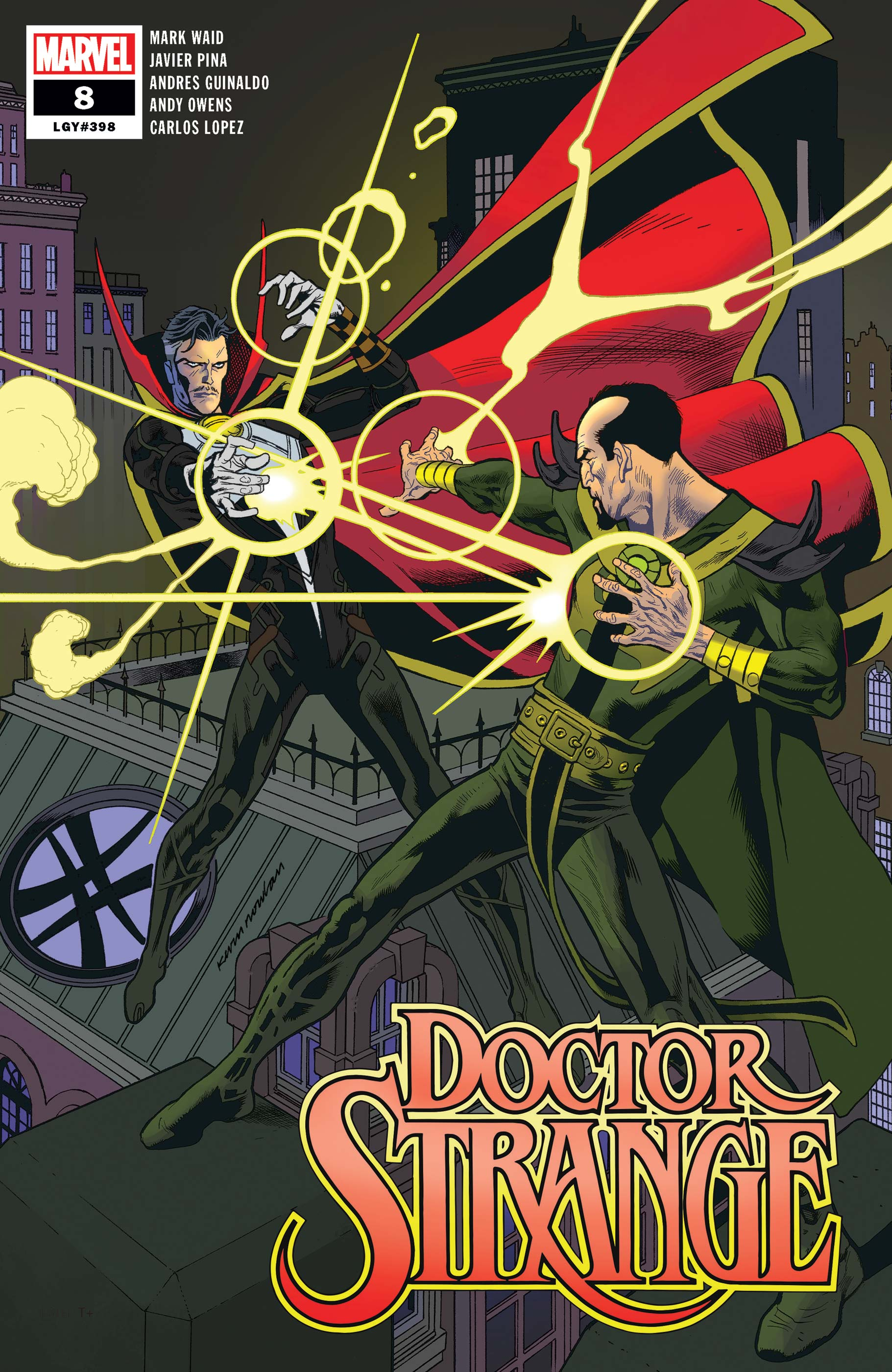 Doctor Strange (2018) #8