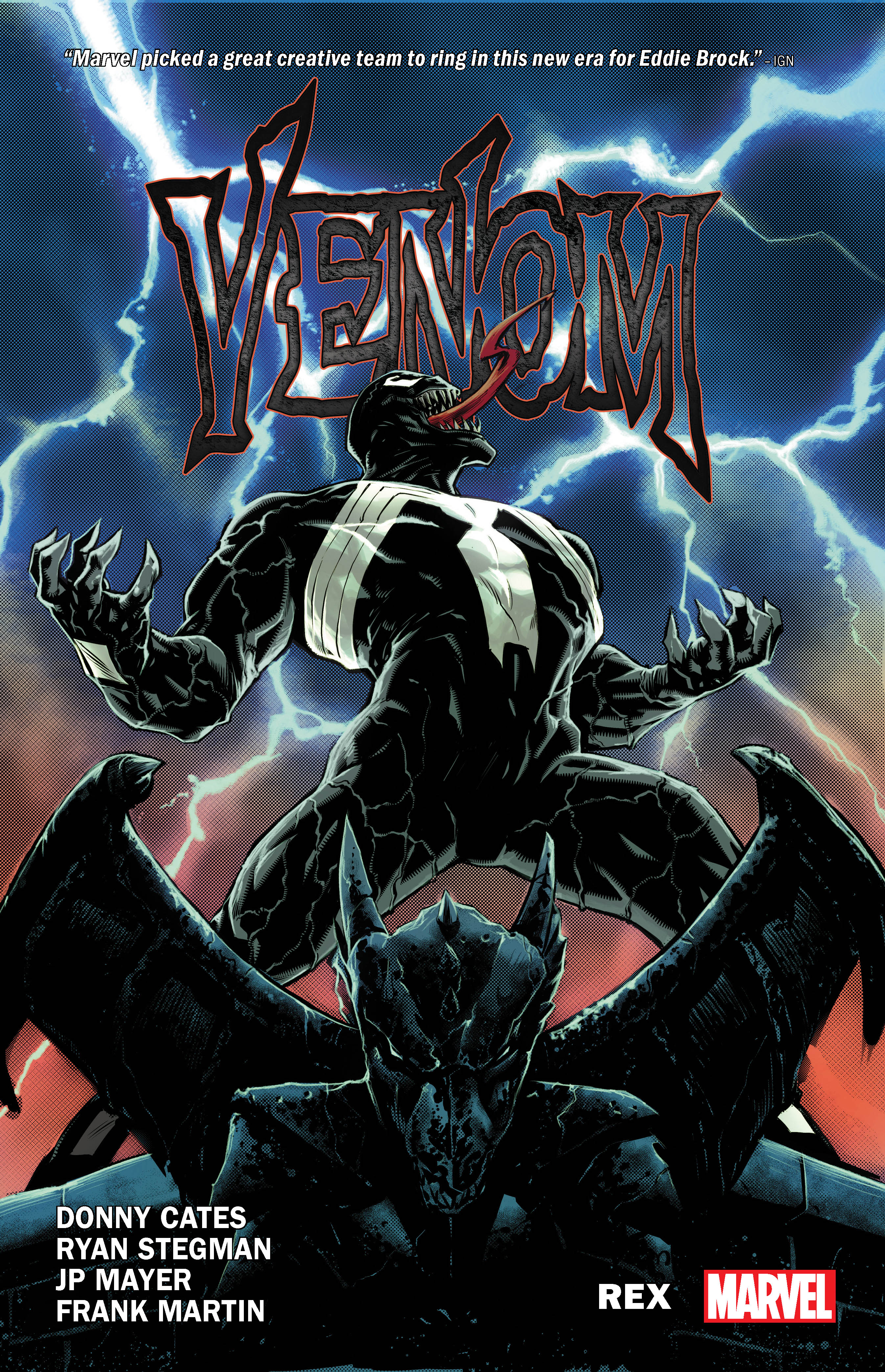 Venom by Donny Cates Vol. 1: Rex (Trade Paperback)