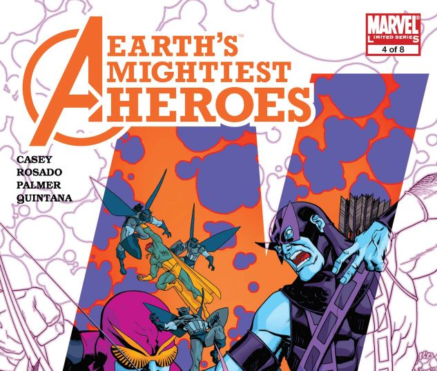 Avengers: Earth's Mightiest Heroes II (2006) #4