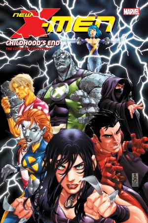 New X-Men: Childhood's End - The Complete Collection (Trade Paperback)