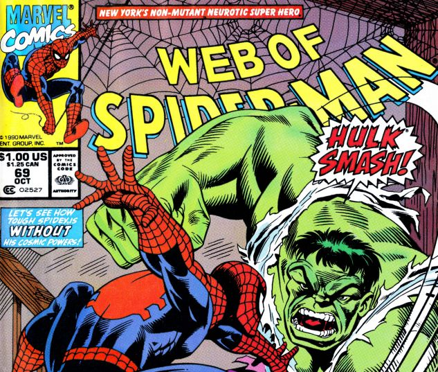 Web of Spider-Man (1985) #69