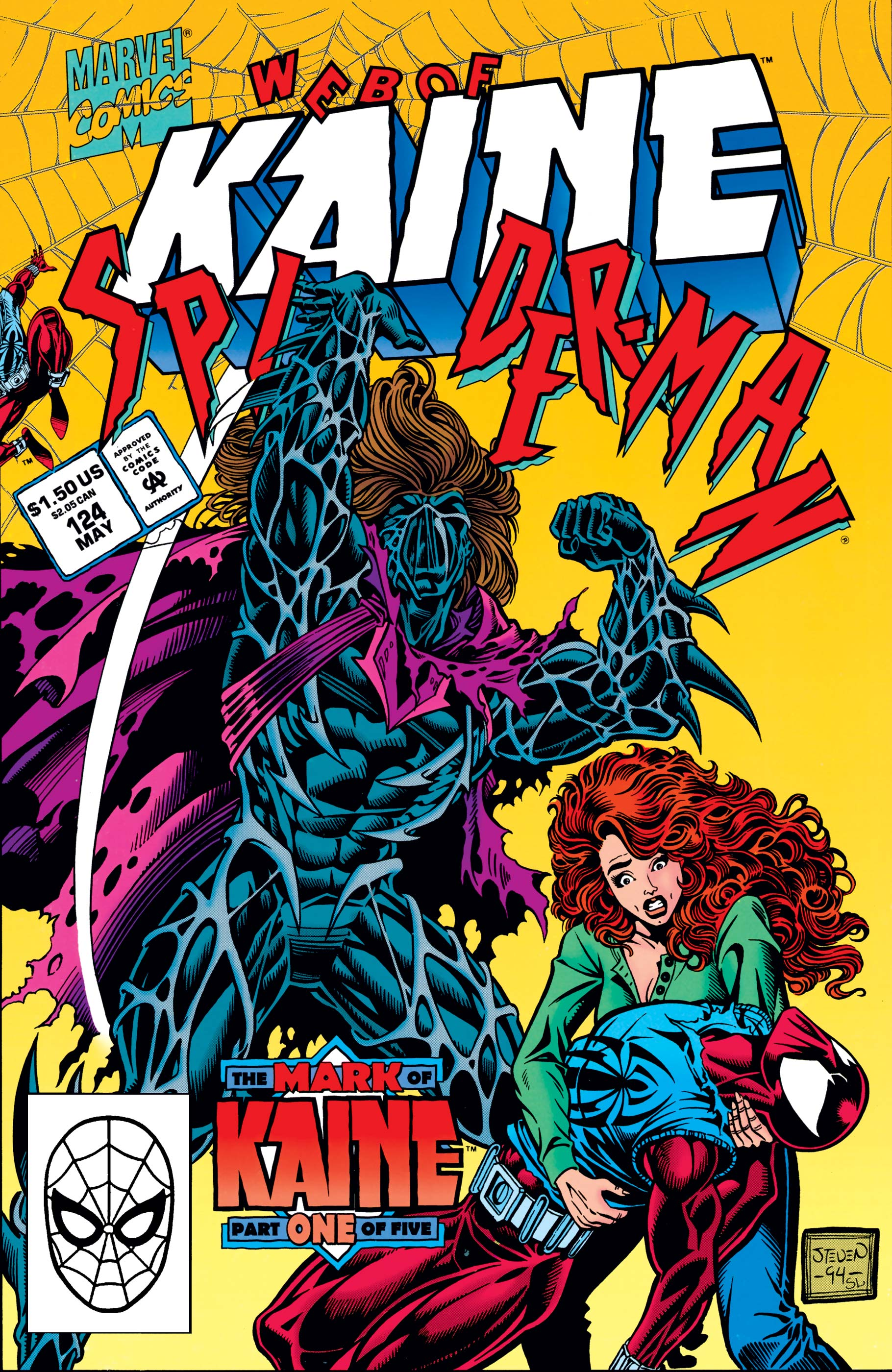 Web of Spider-Man (1985) #124