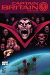 CAPTAIN BRITAIN AND MI: 13 (2008) #12