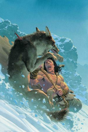 CONAN THE BARBARIAN: EXODUS 1 #1