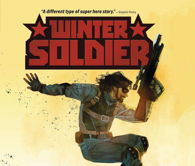 WINTER SOLDIER: SECOND CHANCES TPB #1