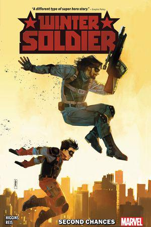 WINTER SOLDIER: SECOND CHANCES TPB (Trade Paperback)