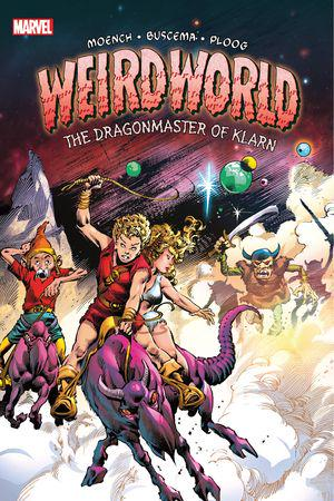 Weirdworld: The Dragonmaster Of Klarn (Trade Paperback)