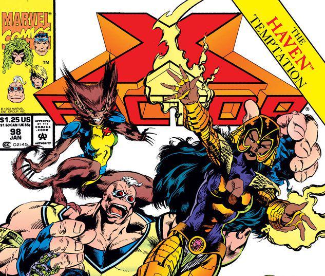 X-Factor #98