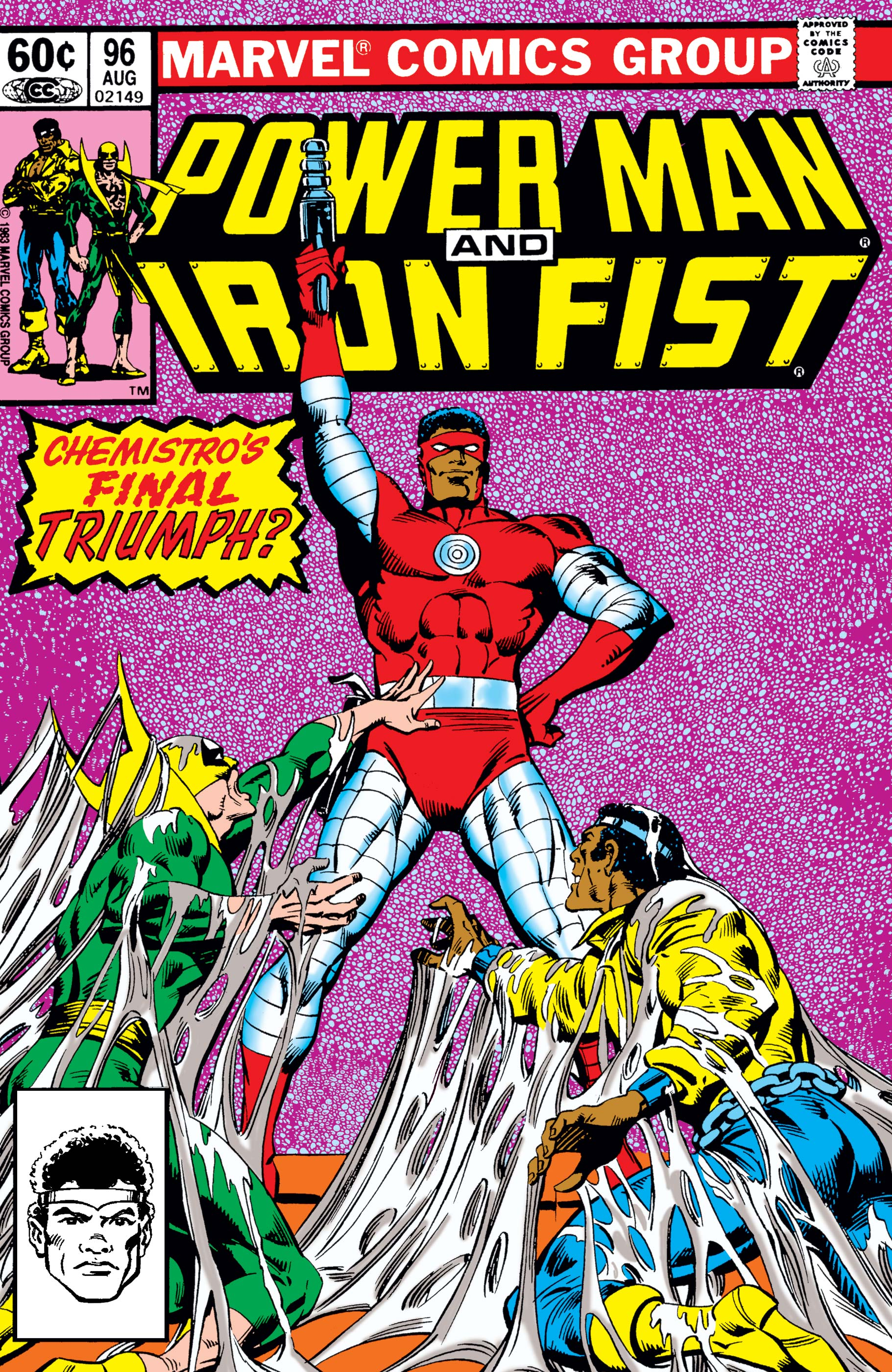 Power Man and Iron Fist (1978) #96