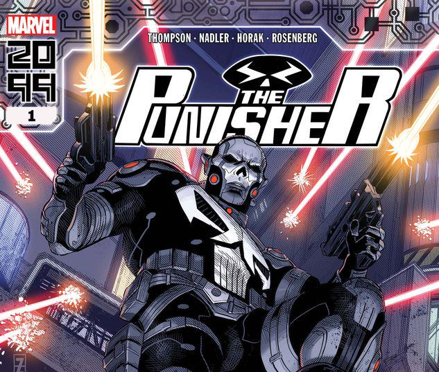THE PUNISHER 2099 1 #1
