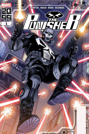 The Punisher 2099 (2019) #1
