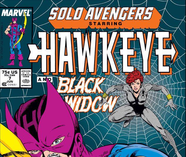 Solo Avengers #7