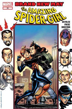 Amazing Spider-Girl #24