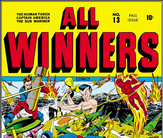 All-Winners Comics #13