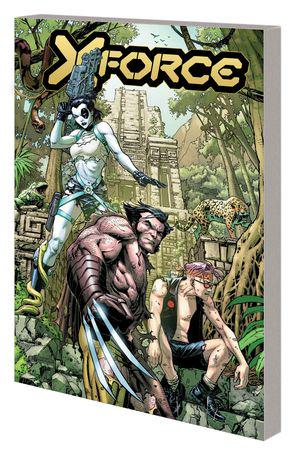 X-FORCE BY BENJAMIN PERCY VOL. 2 TPB (Trade Paperback)