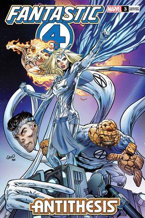 Fantastic Four: Antithesis (2020) #3 (Variant)