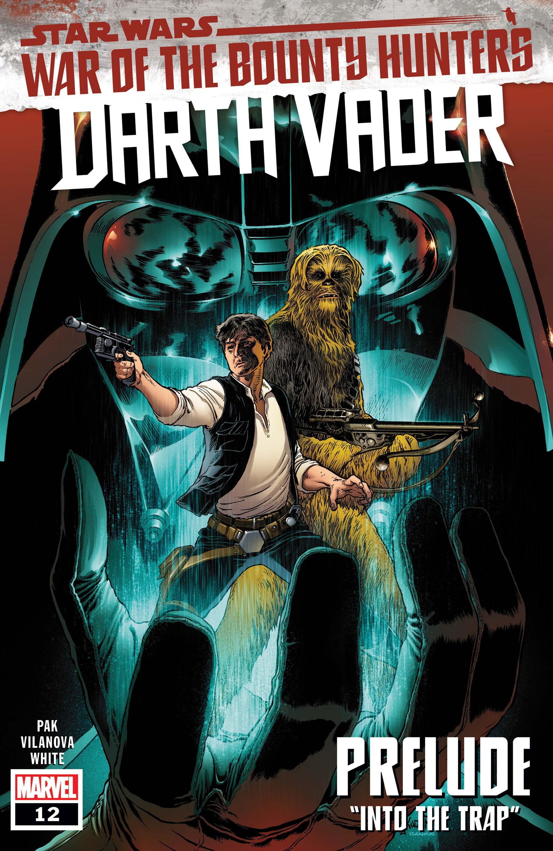 Star Wars: Darth Vader (2020) #12
