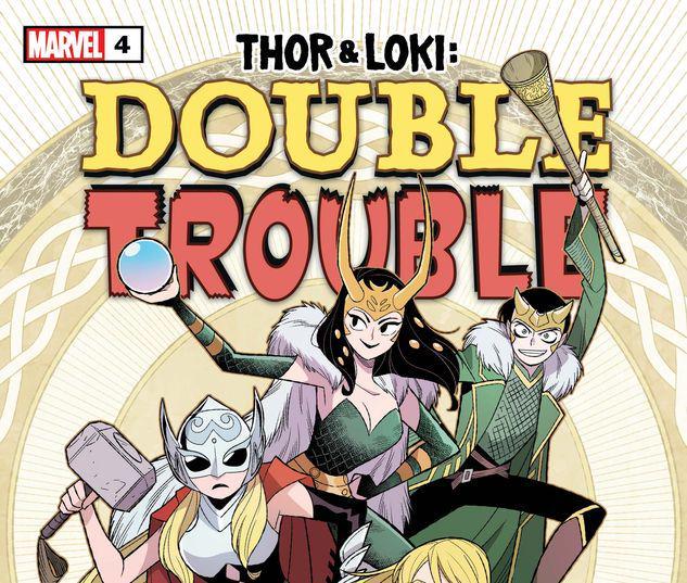 Thor & Loki: Double Trouble #4