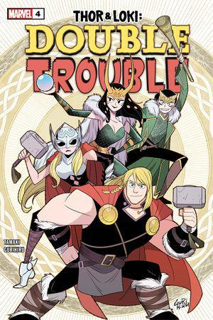 Thor & Loki: Double Trouble (2021) #4