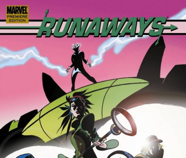 Runaways: Parental Guidance (Hardcover)
