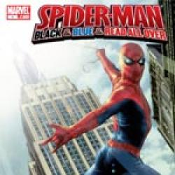 Spider-Man Special: Black and Blue and Read All Over