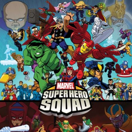 Super Hero Squad (2010) #1