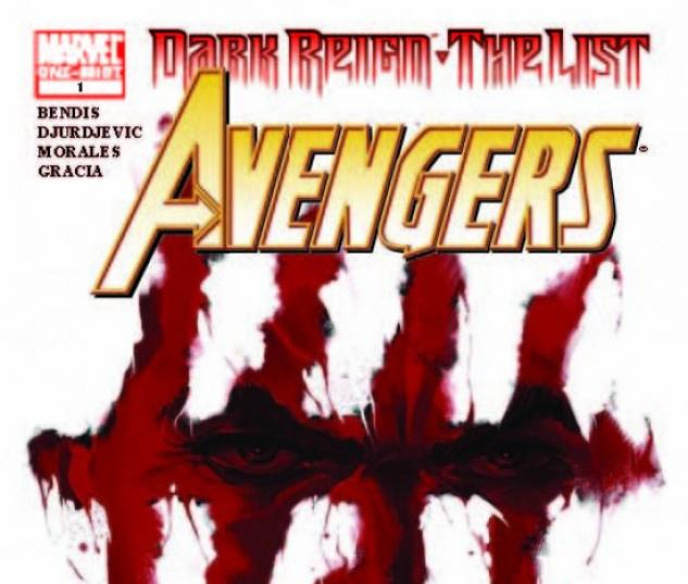 DARK REIGN: THE LIST - AVENGERS ONE-SHOT