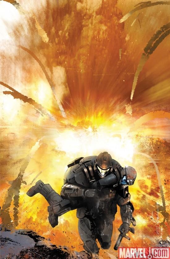 Halo: Helljumper (2009) #5