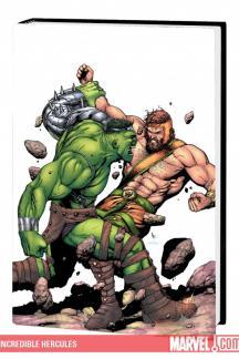 Incredible Hercules: Smash of the Titans (Hardcover)