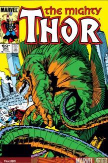Thor (1966) #341