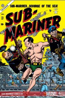 Sub-Mariner Comics #37