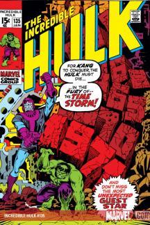 Incredible Hulk (1962) #135